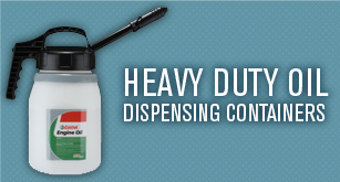 Heavy Duty Oil Dispensing Containers